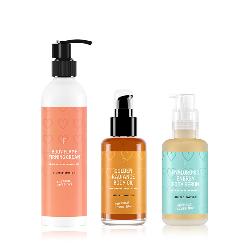 Powerful Body Trio | Limited Edition