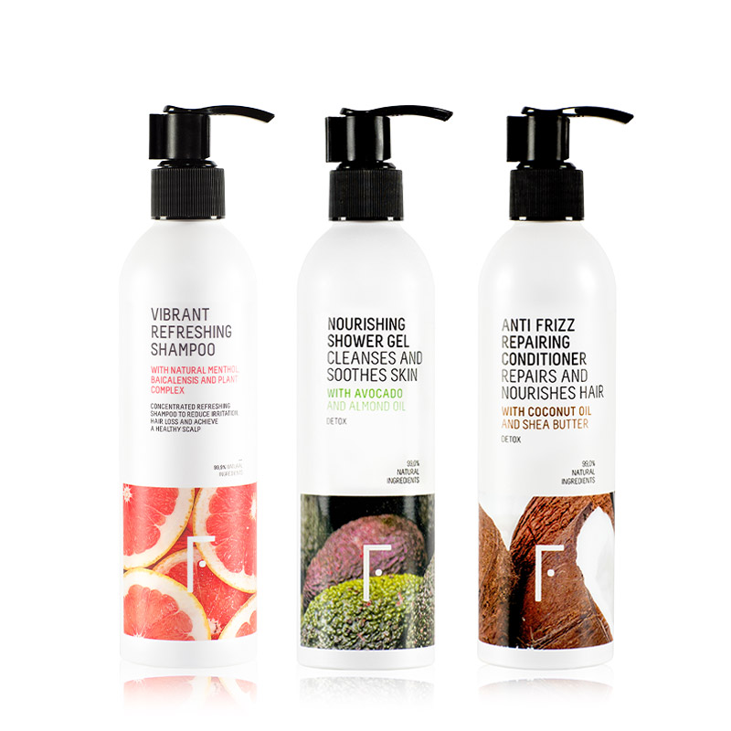 Pack Detox Shower | Freshly Cosmetics
