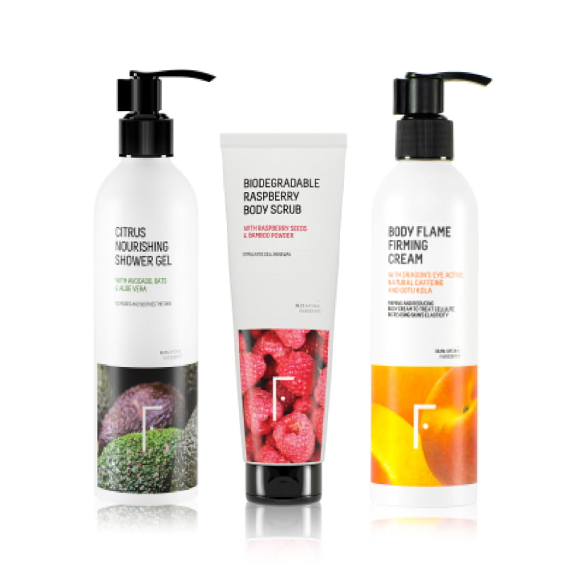 Body Essentials Pack | Freshly Cosmetics