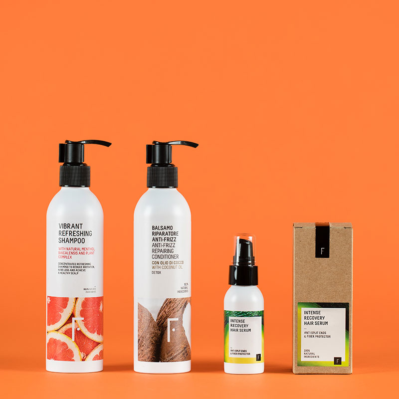 Haircare Intense Detox Plan   Freshly Cosmetics