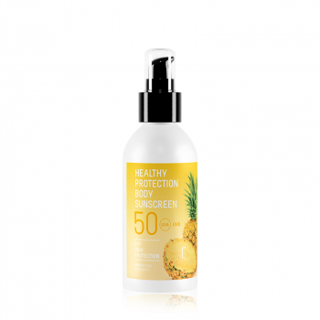 Healthy Protection Sunscreen Body Lotion | Freshly Cosmetics
