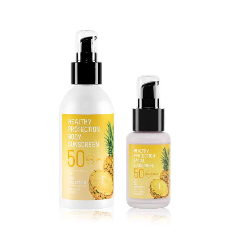 Healthy Protection Pack   Freshly Cosmetics