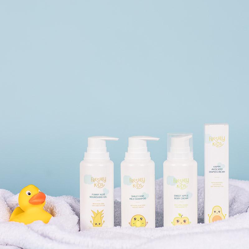 Pack FRESHLY KIDS | Freshly Cosmetics