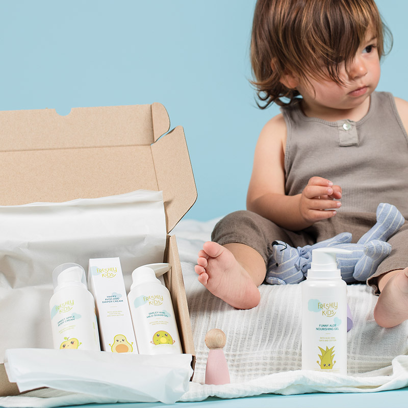 Pack FRESHLY KIDS | Freshly Cosmetics
