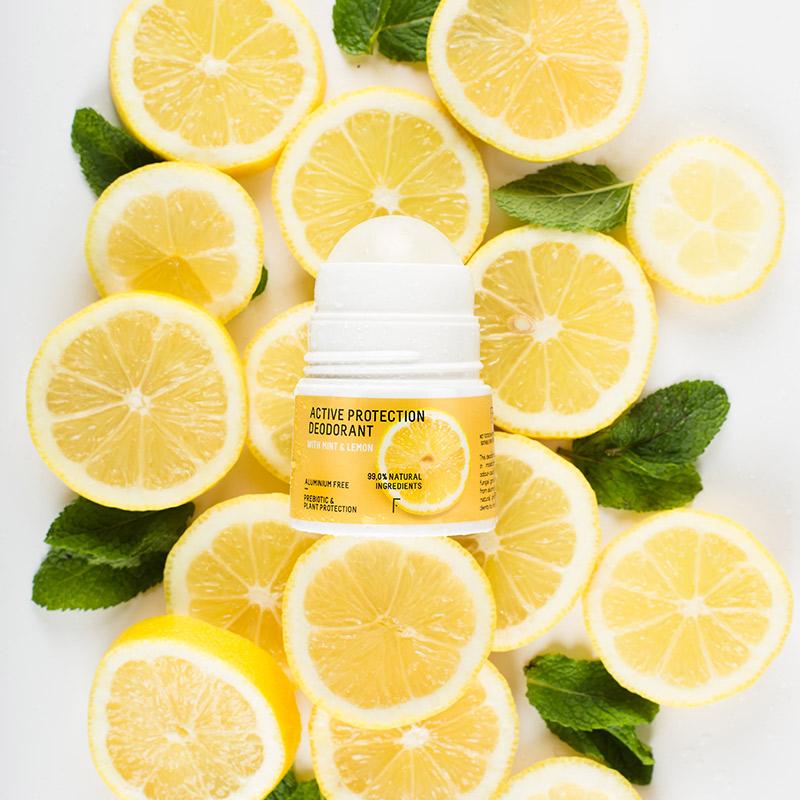 Active Protection Deodorant | Freshly Cosmetics