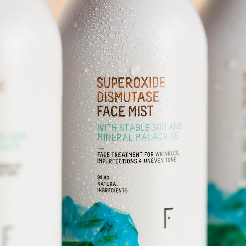 Superoxide Dismutase Face Mist   Freshly Cosmetics