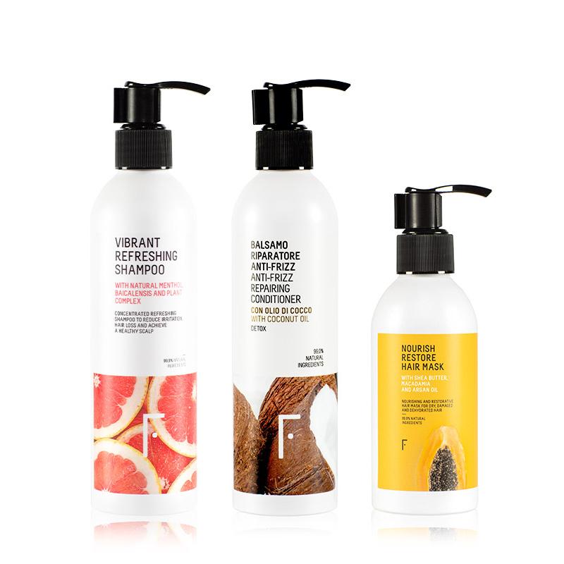 Haircare Restore Detox Plan | Freshly Cosmetics