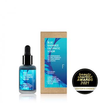 Blue Radiance Enzymatic Serum | Freshly Cosmetics