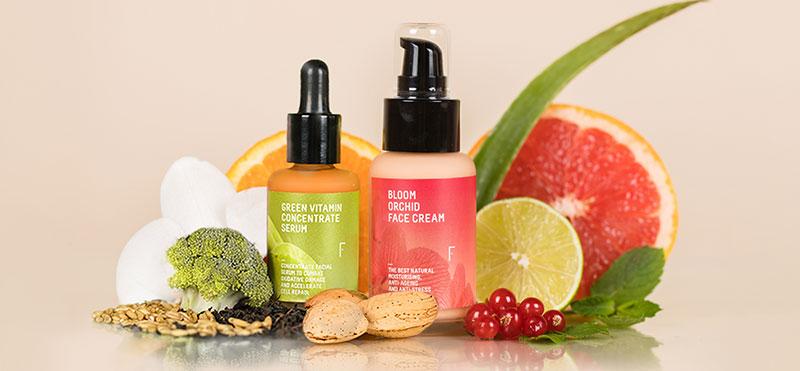 Vitamin Complex Facial Plan, los antioxidantes vegetales que tu rostro necesita