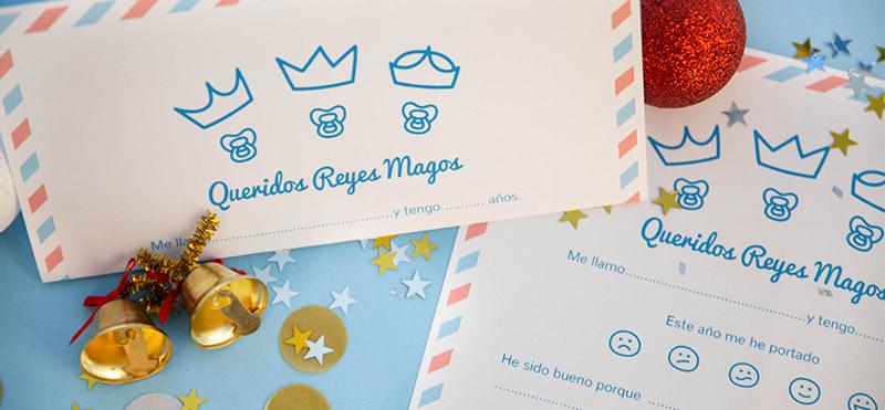 LA CARTA A LOS REYES MAGOS MÁS ESPECIAL DE FRESHLY KIDS