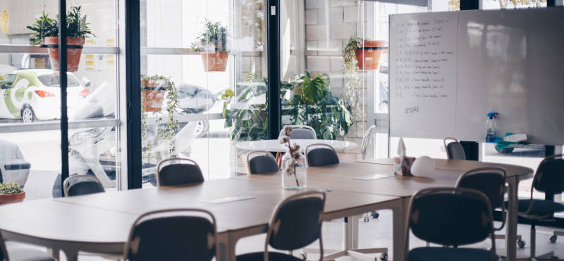 La arquitectura sostenible en nuestros espacios de trabajo eficientes, ¿cómo lo hacemos en Freshly?