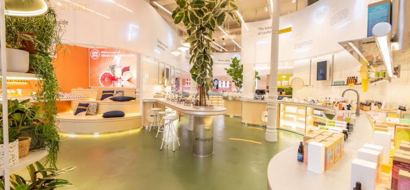 En Freshly revolucionamos el sector de la cosmética, The Future of Cosmetics is Here!