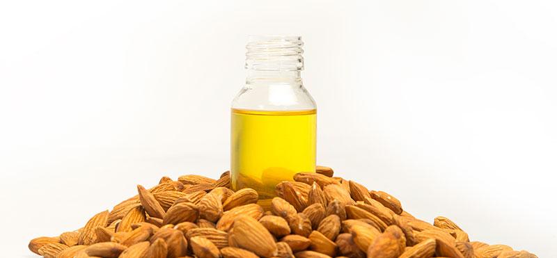 El aceite de almendras, para una piel más saludable