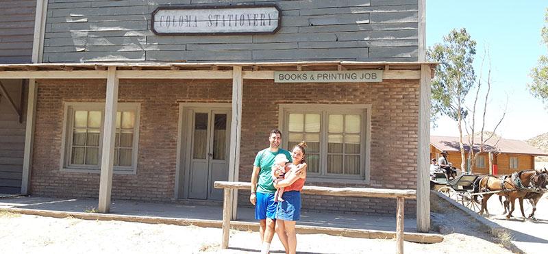 Freshly families: Lucía, Antonio y Virginia, una familia muy organizada