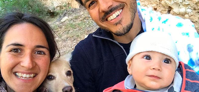Freshly Families: Anabel, Pablo y Leo, amantes de la naturaleza