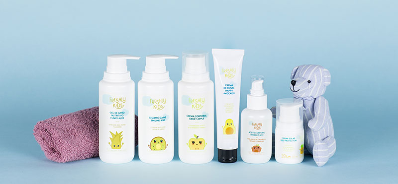 DISCOVER FRESHLY KIDS! BATH TIME FOR NEWBORNS AND BABIES