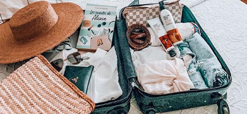 Com estalviar espai a la maleta i viatjar amb els teus Freshly?