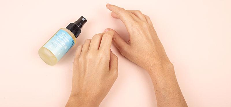 ¿Por qué es importante higienizar tus manos varias veces al día?