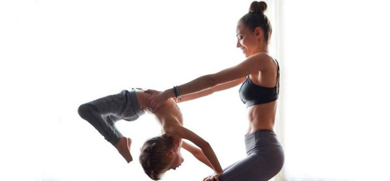 ¡Yoga para niños! Una práctica muy saludable y repleta de beneficios