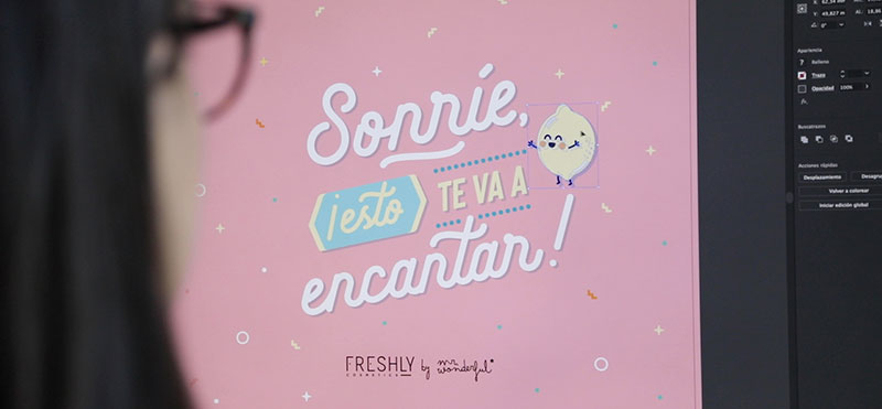 Freshly y Mr. Wonderful, descubre esta especial colaboración