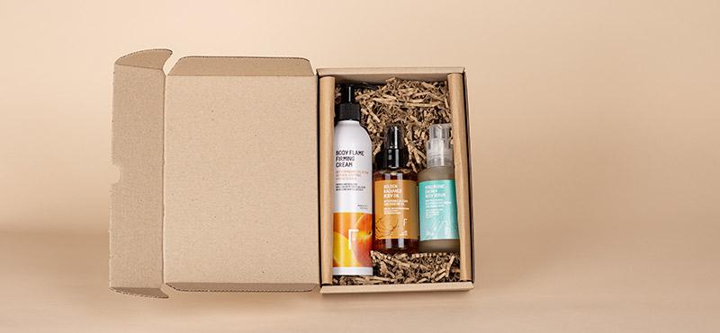 Packaging sostenible i personalitzat: descobreix com són les comandes Freshly!