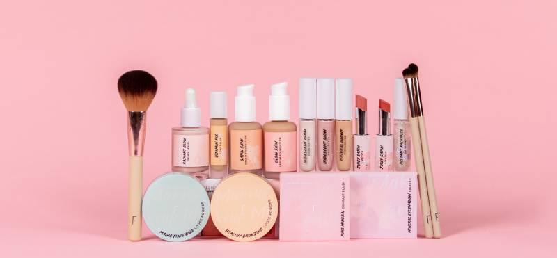 Freshly Makeup, the Freshly Cosmetics makeup brand!