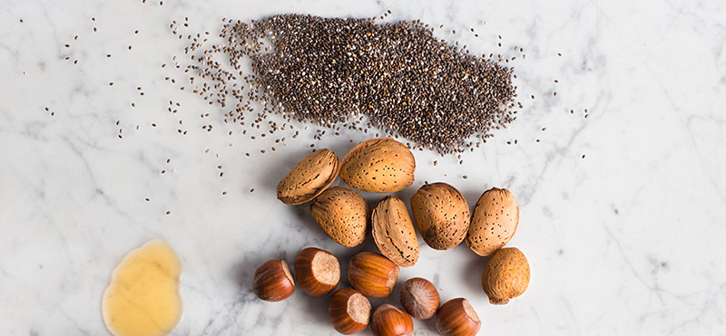 Chia seeds: the superfood of natural cosmetics