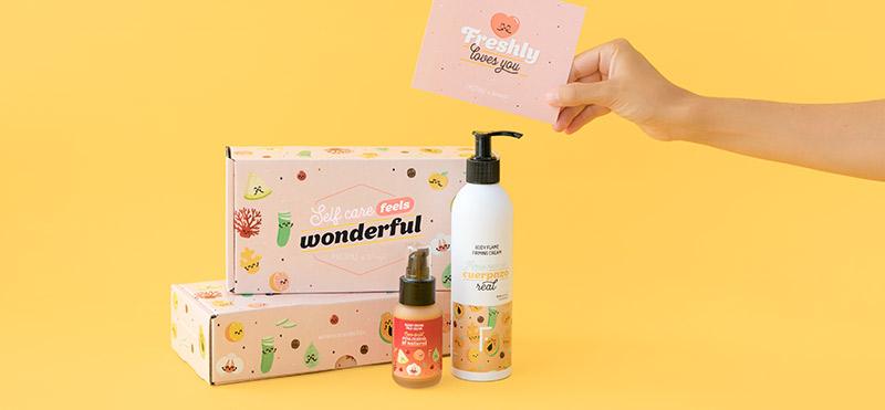 Descubre el pack edición limitada más molón de Freshly by Mr. Wonderful