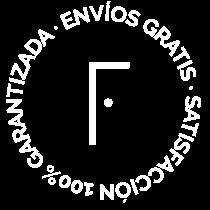 ENVÍO GRATIS. SATISFACCIÓN 100% GARANTIZADA